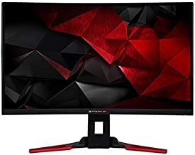 Acer Predator Z1 31.5in Widescreen Monitor Display 2560 x 1440 4 ms GTG 165 Hz (Renewed)