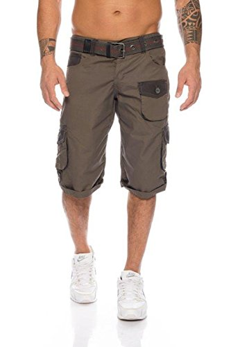 Rock Creek Heren Bermuda Shorts Korte broek Herenshorts Cargo Capri H-110 M-3XL