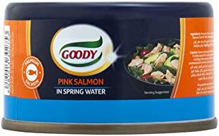 Goody Pink Salmon In Spring Water, 95 gm