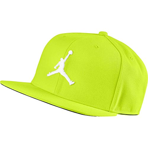 Nike Jordan Pro Jumpman - Gorra para hombre, color amarillo Amarillo (Opti...