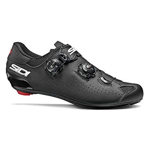 Sidi Genius 10 Schuhe Herren Black/Black Schuhgröße EU 42 2020 Rad-Schuhe Radsport-Schuhe