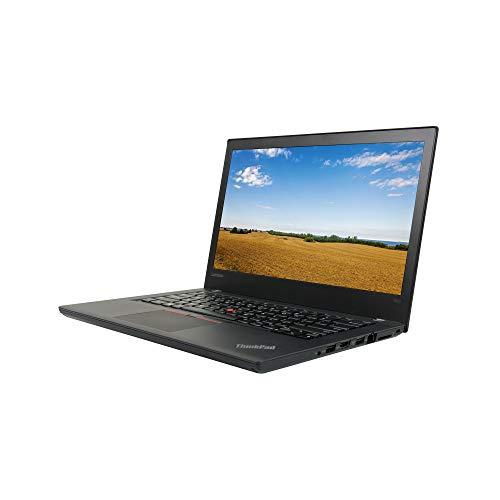 """Lenovo ThinkPad T470 14"""" HD, Core i5-6300U 2.4GHz, 16GB RAM, 500GB Solid State Drive, Windows 10 Pro 64Bit, (Renewed)"""