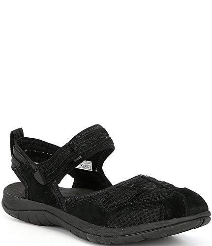 [メレル] シューズ 23.0 cm サンダル Siren 2 Wrap Closed Toe Hiking Sandals Black レディース [並行輸入品]