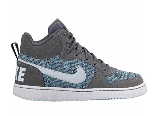 Nike Unisex Court Borough Mid SE Sneaker, Grau (grau grau), 38 EU