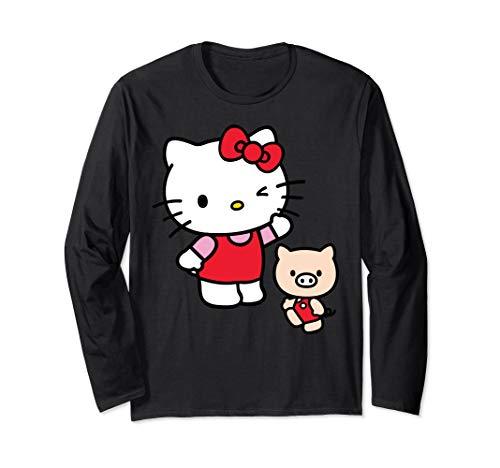 Hello Kitty Friends Langarmshirt