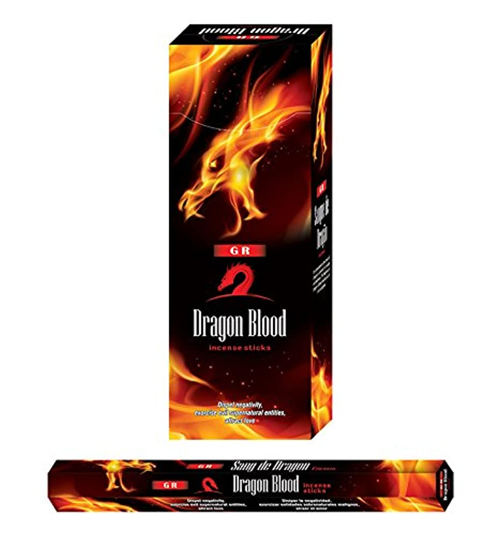 トマトキャンベラのためにGR Dragon 's Blood incense-120?Sticks
