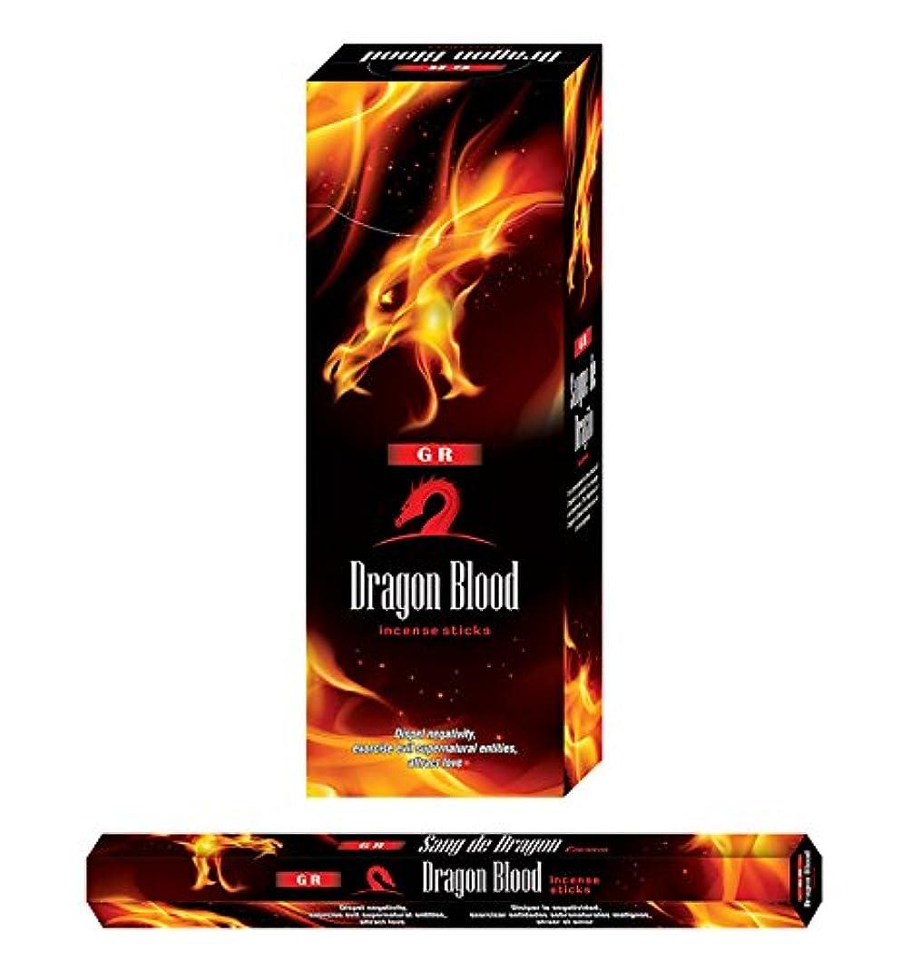 ごみミトン探検GR Dragon 's Blood incense-120?Sticks