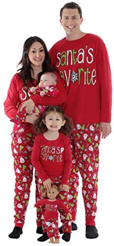 #followme Family Pajamas Cotton Mens Pajama Set 6804-10370-XL