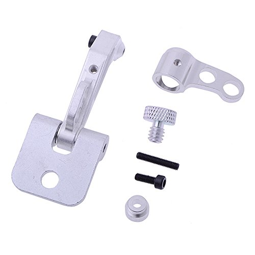 Qiyun FPV LCD Monitor Mount Bracket Support for DJI Phantom Jr Futaba Transmitter