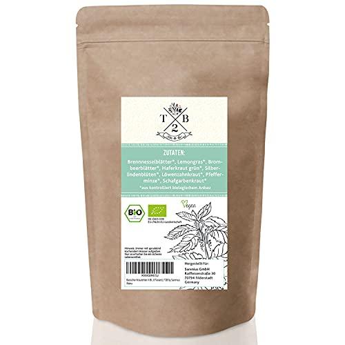 Basischer Kräutertee in Bio-Qualität zur basischen Ernährung - 5