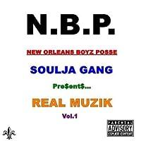 Vol. 1-Real Muzik
