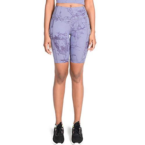 bayrick Leggings Push Up Mujer Mallas,Nuevos Pantalones de Yoga Desnuda de Cintura Alta Desodorante Antibacteriano Medias de Aptitud-3_L
