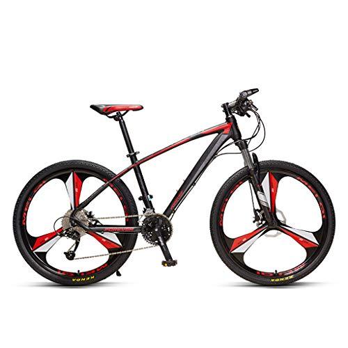 Mountain Bike A Doppia Sospensione Corsa Fuoristrada Super Leggera in Alluminio Ruote da 26 Pollici con Telaio in Alluminio A 33 velocità Freno A Disco Dell'olio Adattarsi A Varie Condizioni Stradal