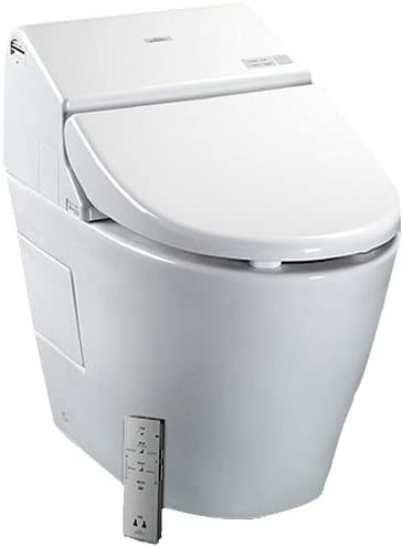 Toto MS970CEMFG#01 1.28-GPF/0.9-GPF Washlet with Integrated Toilet G500