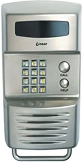 linear telephone entry