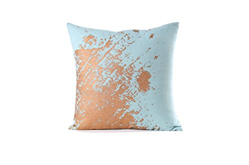 Gitika Goyal Home Textures in Metal-16 Cushion Cover Kissenhülle