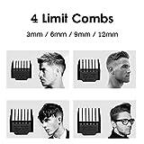 Zoom IMG-1 tagliatore di capelli elettrico grefic