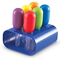 6-Count Learning Resources Jumbo Colorful Eyedroppers