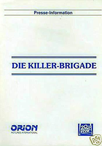 Die Killer-Brigade - Pressemappe
