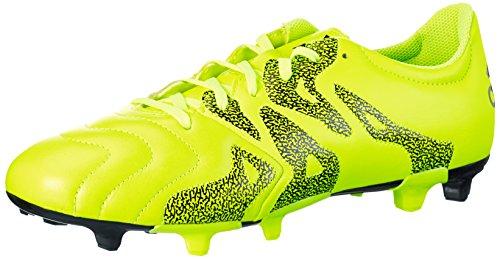 adidas X15.3 FG/AG, Herren Fußballschuhe 40 Lima/Negro