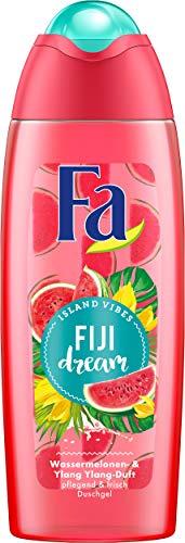 FA Duschgel Island Vibes Fiji Dream mit Wassermelonen- & Ylang Ylang-Duft, 6er Pack (6 x 250 ml)