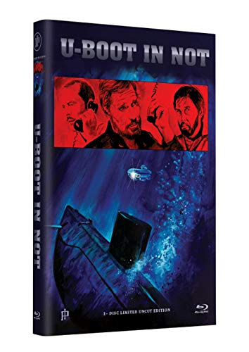 U-BOOT IN NOT - Hollywood Classic Hartbox Collection - Grosse Hartbox Cover A [Blu-ray] Limited 50 Edition - Uncut