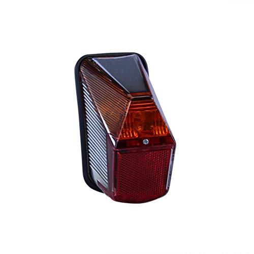 Zündapp Rücklicht komplett Modell Hella für KS C GTS 50 Typ 517 Rücklichtglas