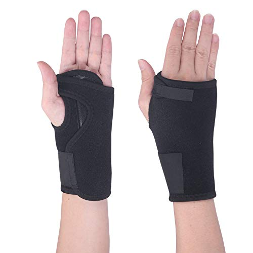 Kitbeez Handgelenkbandage,Handgelenk Bandagen für Fitness,Handbandage für Verstauchungen beim Sport und Sehnenscheidenentzündung