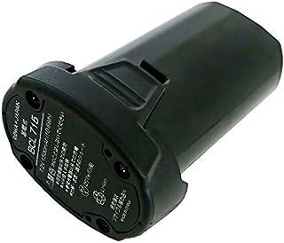 家で人気のある日立コキリチウムイオン電池7.2V1.5Ah BCL715 BCL 715 0033-5681 HITACHI ..ランキングは何ですか