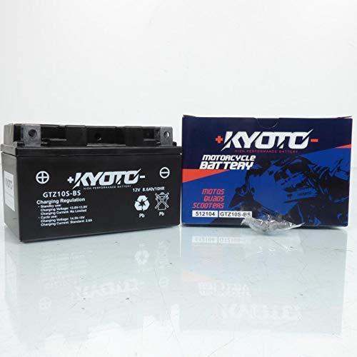Kyoto - Batteria per moto Honda 600 Cb Fa Hornet con Abs 2007-2014 GTZ10S-BS SLA / 12 V 8,6 Ah