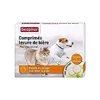 Bénéfique pour la peau et le pelage Riche en vitamines B et minéraux Complément alimentaire pour chien et chat