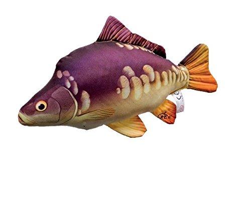 Gaby Kissen Fisch der Karpfen Mini 36 cm Kuschelfische Kuscheltie Kopfkissen Plüschtier