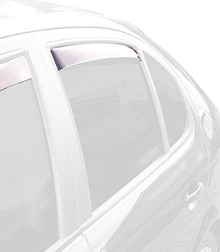 ClimAir 3970 D/éflecteurs lat/éraux Toyota C-HR 2016 Smoke