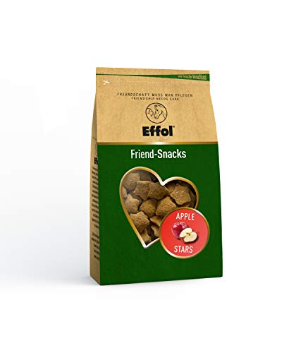 Effol Friend-Snacks Apfel Stars - 500 g