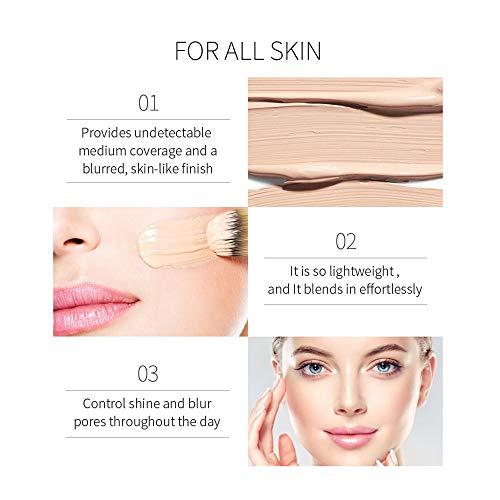 Me Now Luminous Silk Long Lasting Foundation 55g NET WT 1.94OZ (B#) for Medium Skin Tone