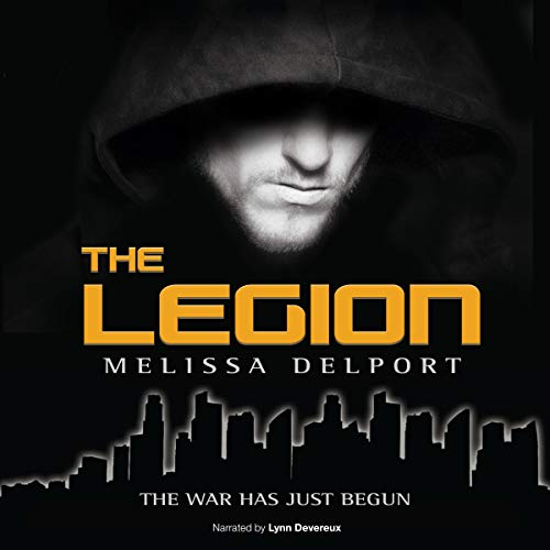 The Legion Audiobook By Melissa Delport cover art