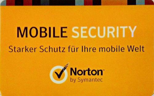 Norton Mobile Security 1-User (Lizenzkarte)