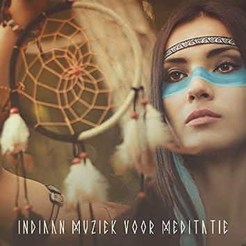Indiaan Muziek voor Meditatie: Etnische Spiritualiteit, Sjamanistische Fluit en Drummen