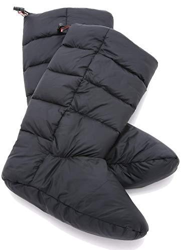 Calcetines cortos para botas de cazador, color negro, XL