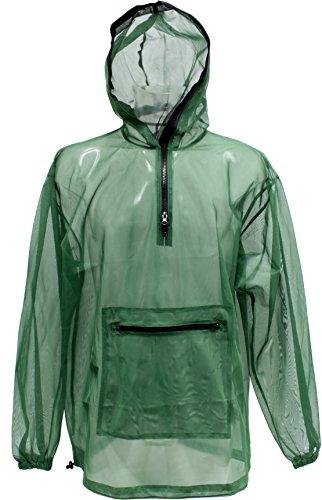 Moskitohemd Schutzhemd für Moskitos Insektenschutz Oliv