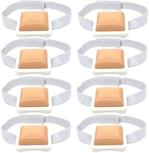 8 Pack Injection Pad Plastic Intramuscular Injection Training Pad for Nurse Medical Students product image