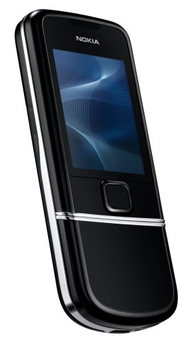 Nokia 8800 Carbon Arte Triband 3G Unlocked Phone (International)