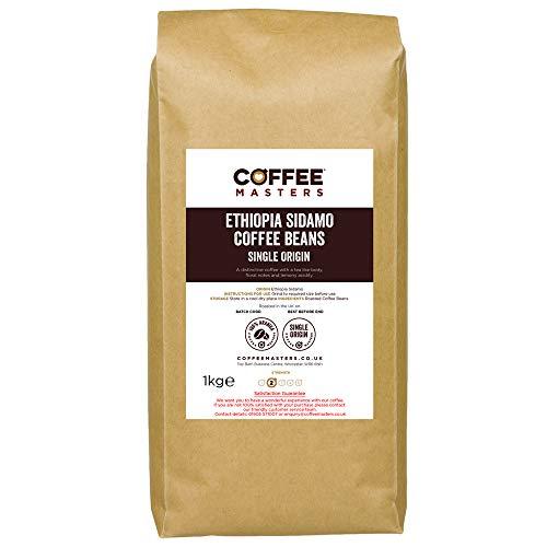 Coffee Masters Ethiopia Sidamo Coffee Beans 1kg