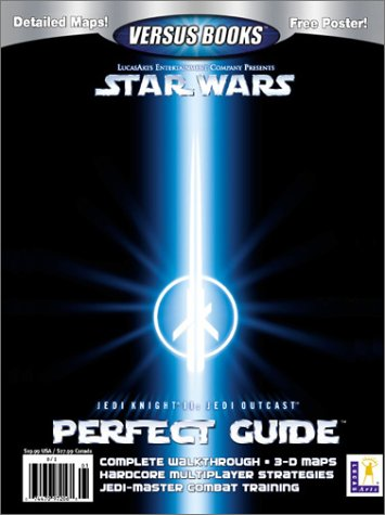 Versus Books Official Jedi Knight II