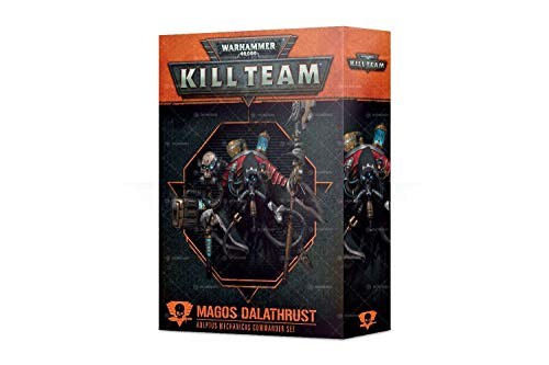 Games Workshop Kill Team Commander: Magos Dalathrust