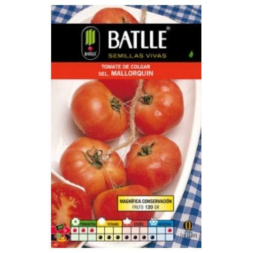 ScoutSeed Batlle Gemüsesamen - Klettertomate sel. Mallorquín (2 g)