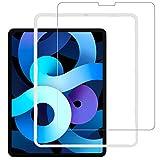 NIMASO ガイド枠付き ガラスフィルム iPad Air 第4世代 用 iPad Pro 11 第2世代 第1世代 対応 保護 フィルム