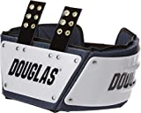 Douglas CP Series Football Rib Combo Protector with Plastic - Navy 6 inches