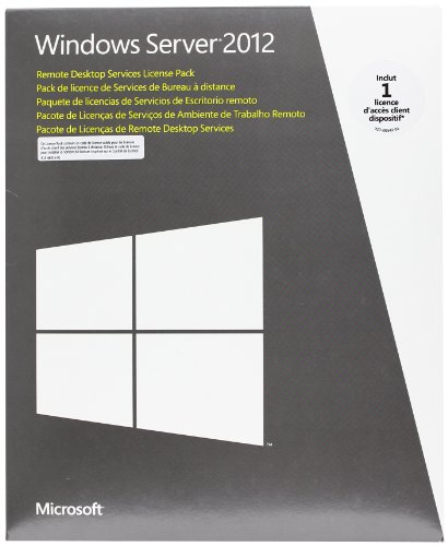 Microsoft Windows Remote Desktop Services CAL 2012 Licence 1
