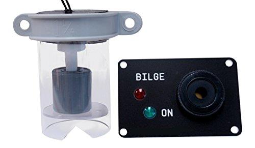 Bilge High Water Alarm, 12 Volt